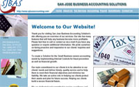 SJ Business Accounting (DHTML Project)